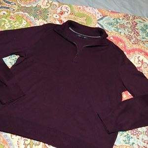 Banana Republic Silk Cotton Cashmere Sweater M